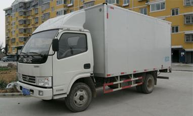 厢式货车搬家